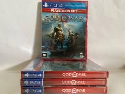God of war 4 PS4 - Lacrado