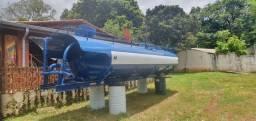 Tanque 12.000 litros Gascom Equipado