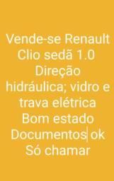 Renault Clio sedã1.0