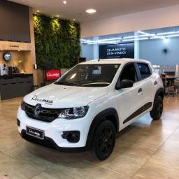 Renault Kwid Zen 1.0 Completo 2020 Único Dono Top!!!!