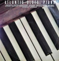LP Atlantic Blues: Piano - 1987 Álbum Duplo
