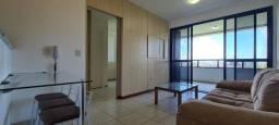 Apartamento com 1 dormitório para alugar, 47 m² por R$ 1.600/mês - Garibaldi - Salvador/BA