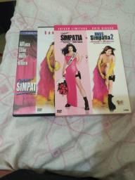 Dvd box original do filme miss simpátia para colecionadores e fãs