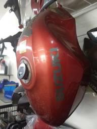 Tanque Moto Suzuki Gsx750f 1997 Vermelha