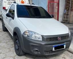 Fiat Strada Hard Working 2018 com 35 mil km