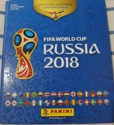 Album figurinhas da copa COMPLETO - Russia 2018