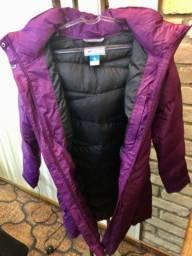 Casaco Jacket Feminina Columbia Large