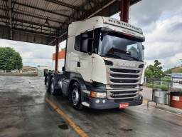 Scania r450 = p360 = r440