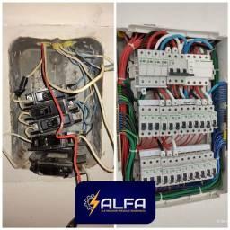 Eletricista Predial, Residencial e Industrial