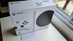 Xbox Series S + Controle - Lacrado com Nota Fiscal