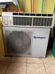Aparelho de Ar Condicionado Springer 18000 btus
