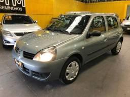 CLIO 2008/2009 1.0 CAMPUS 16V FLEX 4P MANUAL