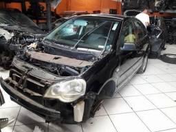W Polo Sedan 2008 Sucata Para Retirada De Peças