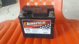 Bateria América de Moto Partidas Elétricas