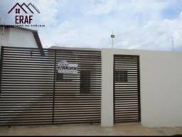 Alugo casa nova, em Formosa/Goias