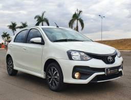 Etios 1.5 platinum at - 2019