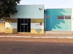 Título do anúncio: Salão comercial à venda, 80 m² por r$ 160.000 - presidente epitácio/sp
