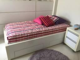 Vendo cama + colchão