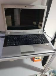 Computador modelo Samsung RV 415