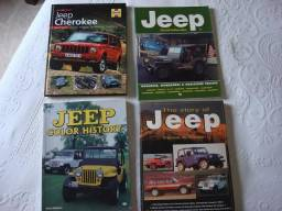 Jeep - livros