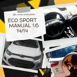Eco Sport 1.6 Manual 14/14 Não Consultamos Score - 2014