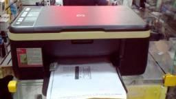 Impressora Multifuncional Jato de Tinta HP Deskjet F4180 ótimo estado R$ 250,00