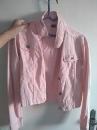 Jaqueta rosa P