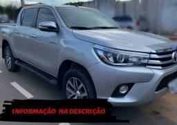 Toyota Hilux Cabine Dupla Hilux 2.8 TDI SRX CD 4x4 (Aut) - 2016