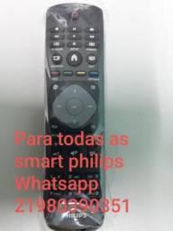 Controle Remoto Para Todos Televisores Philips Smart