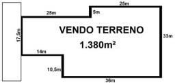 Terreno 1.400m² por R$290 mil próx. ao Castelão a venda!