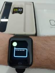 Relógio Q9 SmartWatch Novo aprova d'água