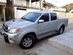 Toyota Hilux SRV 3.0 Automatica - 2008
