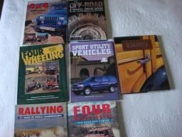 4x4 (off road) - livros