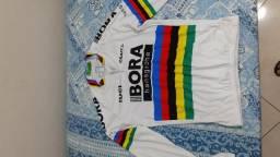Camisa manga longa Ciclismo MTB Nova