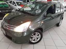 Nissan Livina S 1.8 Automatico completo Flex - 2014