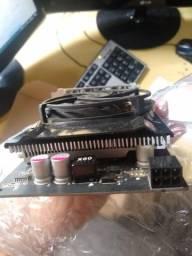 Placa de vídeo GT 9800
