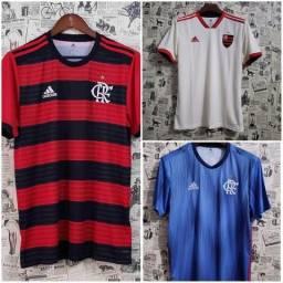 ad27d1246c Camisas do Flamengo 2018 19 em PROMOÇÃO