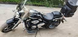 Yamaha Xvs 950cc Ano 2009 Preta - 2009 5b64036e9215b