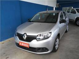 Renault Logan 1.0 12v sce flex authentique manual - 2018