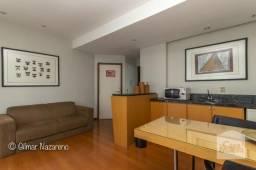 Apartamento à venda com 1 dormitórios em Savassi, Belo horizonte cod:247210