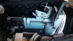 Motor de popa evinrrude 15hp