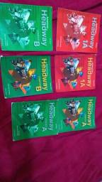 Livros didáticos de inglês
