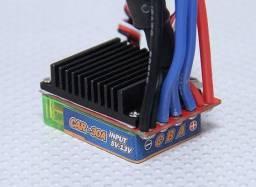 Esc Brushless Automodelo 30a W/ Reverser - Hk