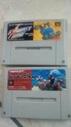 Jogos originais para Super Famicom
