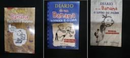 Diário de uma Banana - 9 livros da série - usados