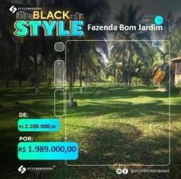 Fazenda com 3 dormitórios à venda, 340000 m² por R$ 1.989.000,00 - Zona Rural - Jaciara/MT