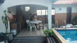 Casa à venda com 4 dormitórios em Todos os santos, Rio de janeiro cod:831885