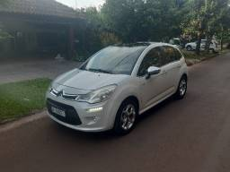 Citroën C3 1.6 16v Exclusive Flex Aut. 5p