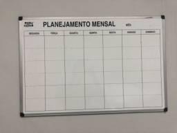 Vendo quadro planejamento