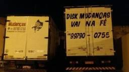 Transporte/ MUDANÇA